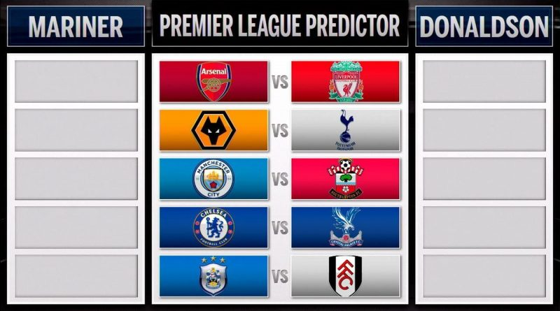 Premier League Predictor: Clashes at the top | Football News