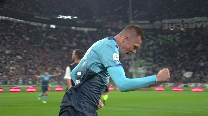 Ilicic gives Atalanta deserved lead at Juventus