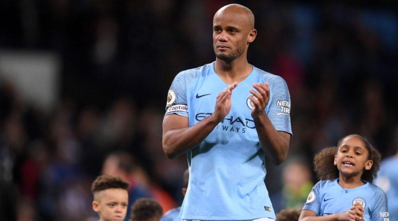 Kompany to leave Man City join Anderlecht