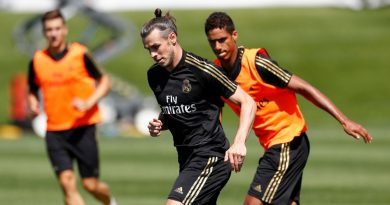 Source: Real would let Bale go to China for free