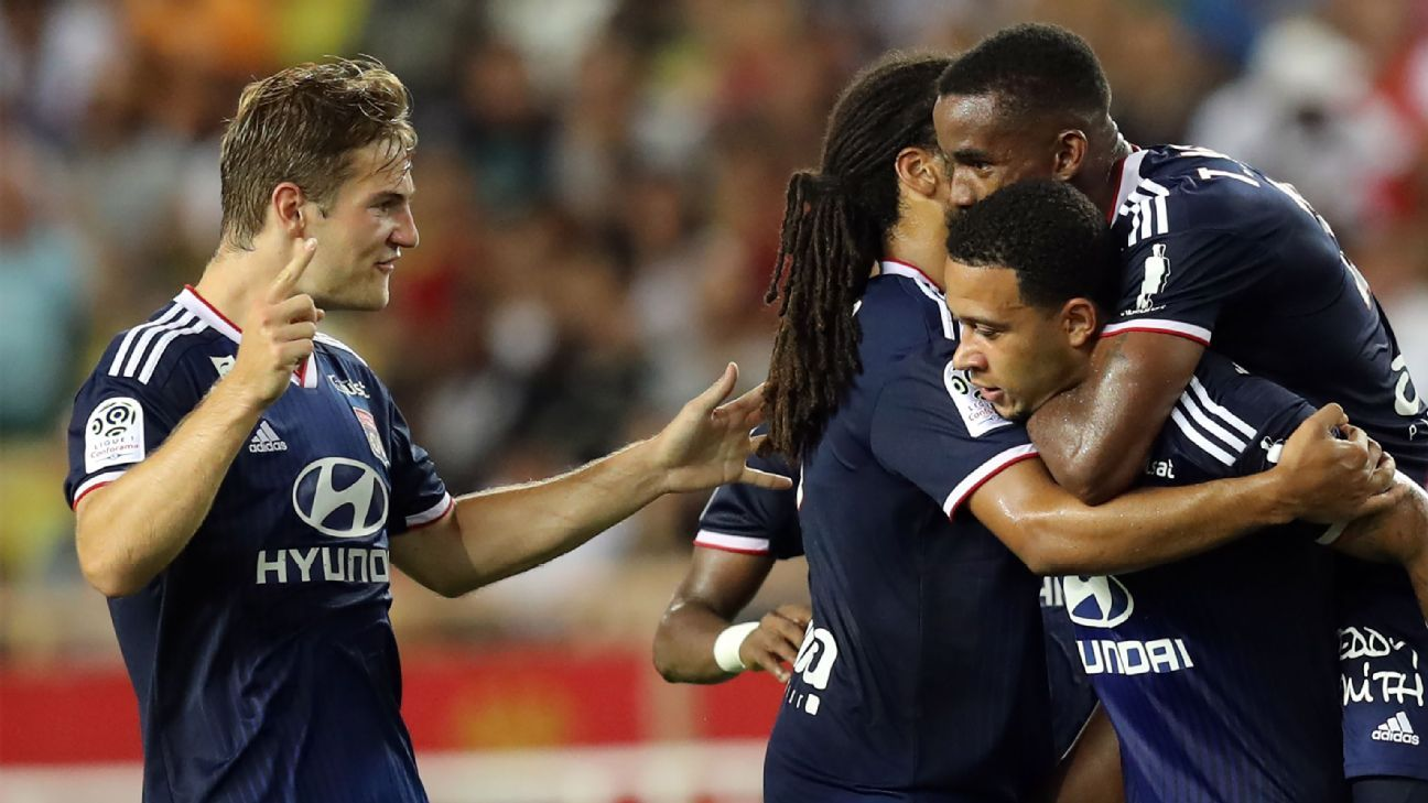 AS Monaco vs. Lyon – Football Match Report – August 9, 2019