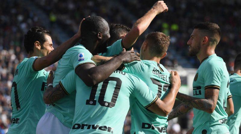 Sassuolo vs. Internazionale – Football Match Report – October 20, 2019