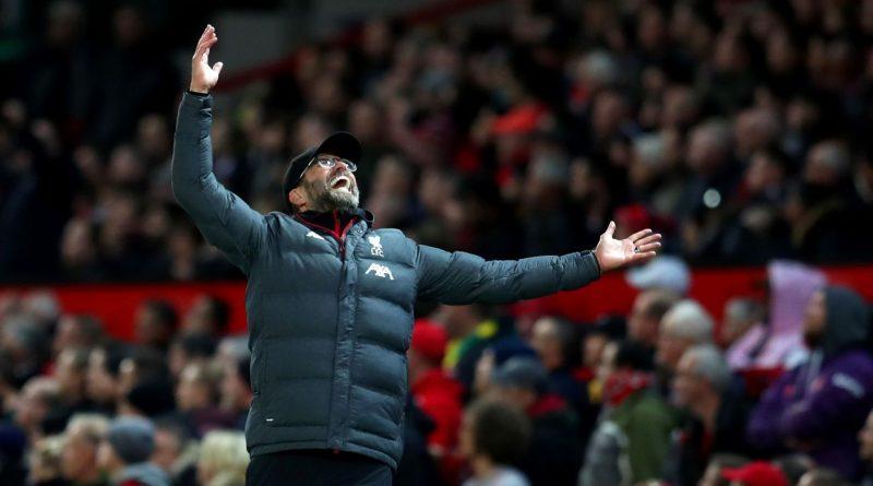 Liverpool boss Klopp 'didn't like the menu' at Manchester United – Mourinho