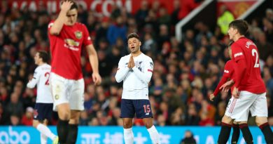 Don't read too much into Man United's 1-1 draw with Liverpool as both teams got a helpful point