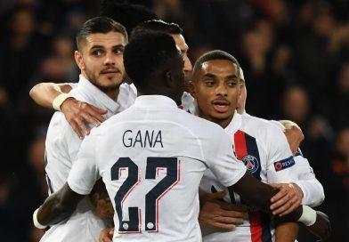 Paris Saint-Germain vs. Club Brugge – Football Match Report – November 6, 2019