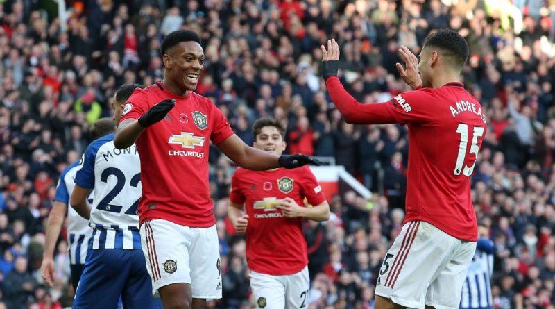 Manchester United vs. Brighton & Hove Albion – Football Match Report – November 10, 2019
