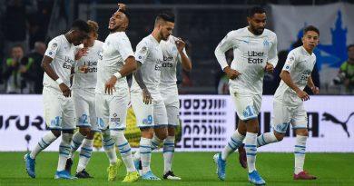 Marseille vs. Lyon – Football Match Report – November 10, 2019