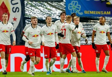 RB Leipzig vs. Benfica – Football Match Report – November 27, 2019