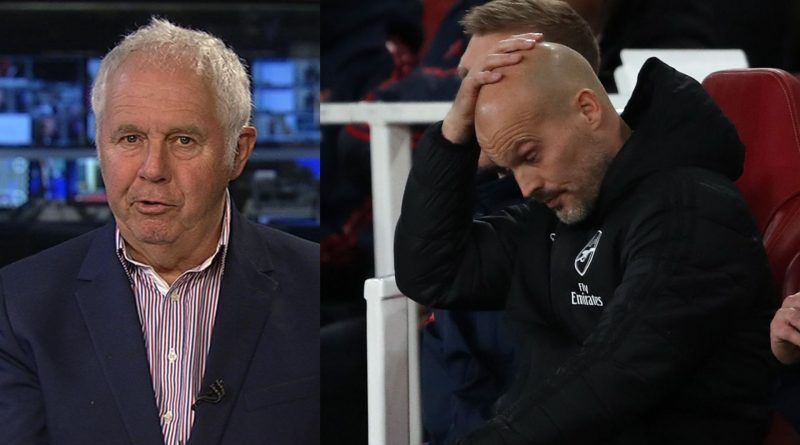 Darke: What manager would even want to go to Arsenal?