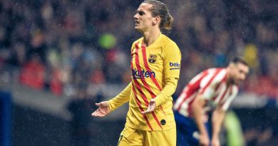 Atletico Madrid could still be punished for 'Griezmann die' chants