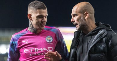 Guardiola jokes GK Ederson can cure Manchester City's penalty woes