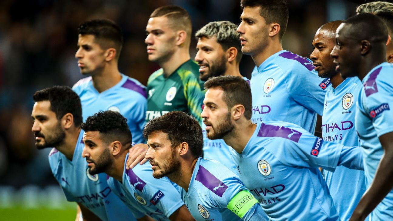 Pep Guardiola on Manchester City players' future – I'm watching you
