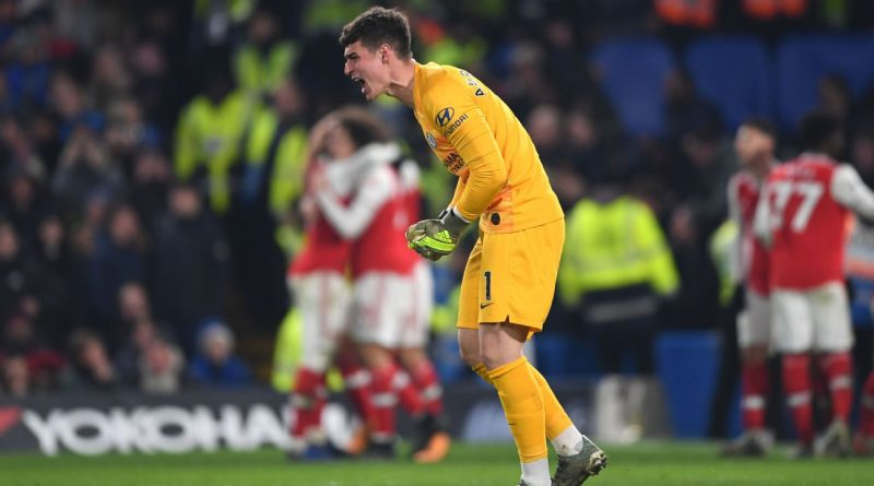 4/10 Kepa Kante struggle as Chelsea held to demoralising draw by Arsenal