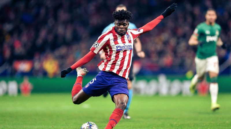 LIVE Transfer Talk Partey time for Arsenal in the summer?