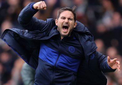 Lampard wants Chelsea to embrace underdog role vs. Bayern Munich