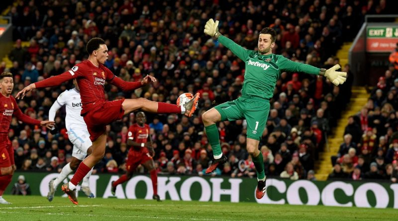 Alexander-Arnold 9/10 as Liverpool storm back for 18th straight win