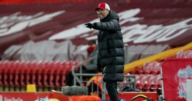 Liverpool boss Klopp rejects rebuild talk amid poor form