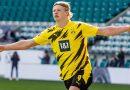 Haaland to stay at Dortmund next season