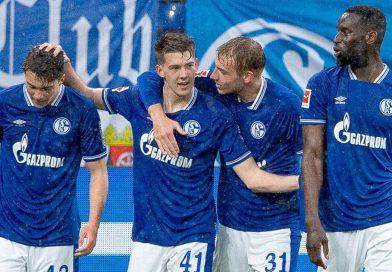 Schalke 04 vs. Eintracht Frankfurt – Football Match Report – May 15, 2021