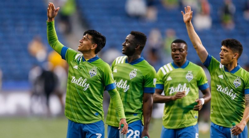Seattle reign supreme, New England up to No. 3, Columbus Crew in freefall