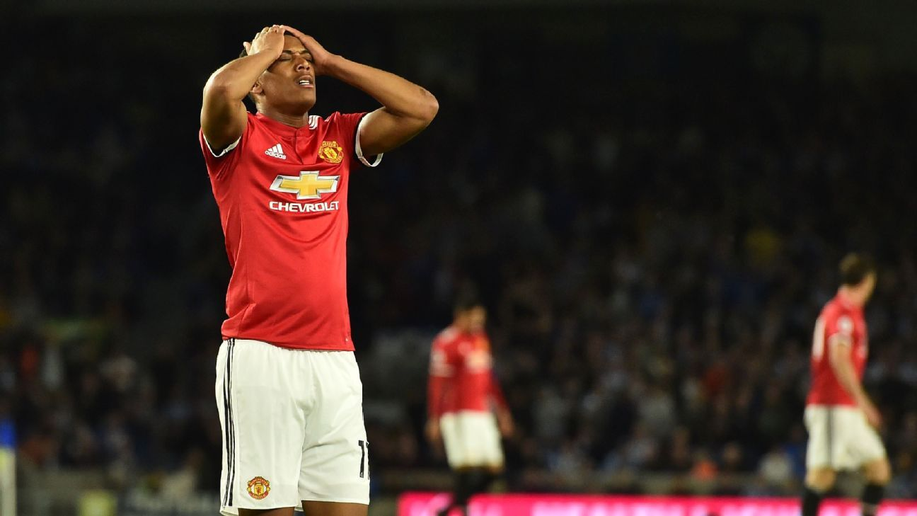 Anthony Martial desire to leave Manchester United sad but no surprise    Football News Central