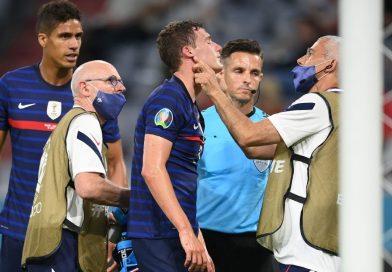 Benjamin Pavard injury at Euro 2020: France insist they followed UEFA protocol vs. Germany