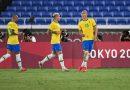 Brazil football players mock Argentina following Olympics elimination