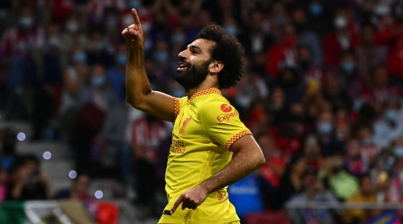Salah's dream form continues in Liverpool win at Atletico Madrid as Griezmann endures nightmare